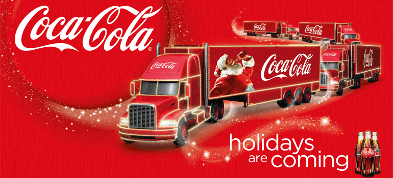 Navidad en Coca Cola